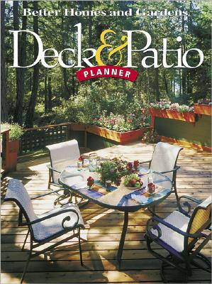 Image for Deck & Patio Planner (Better Homes & Gardens)
