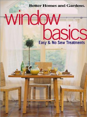 Image for Window Basics: Easy & No Sew Treatments