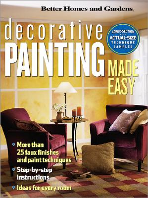 Image for Decorative Painting Made Easy (Better Homes & Gardens)