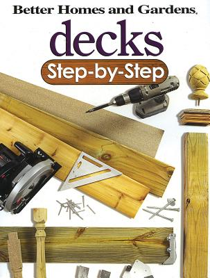 Image for DECKS STEP-BY-STEP