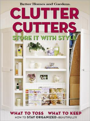 Image for CLUTTER CUTTERS STORE IT WITH STYLE
