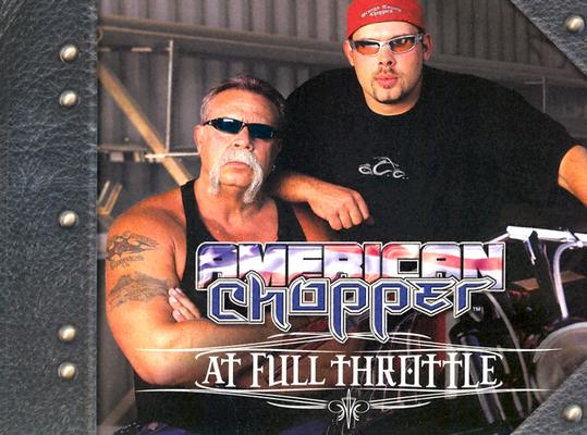 Image for American Chopper At Full Throttle