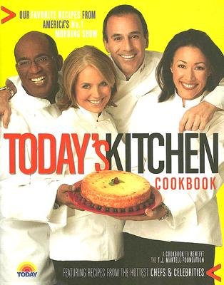 Image for TODAY'S KITCHEN COOKBOOK