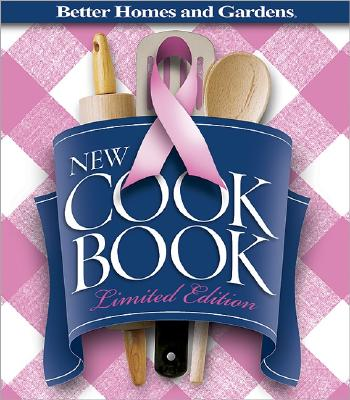 Image for Better Homes and Gardens New Cook Book: Pink Plaid (Better Homes & Gardens)