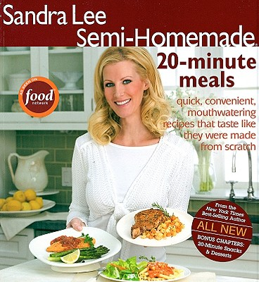 Image for Sandra Lee Semi-Homemade20-minute Meals