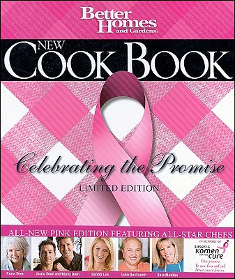 Image for Better Homes and Gardens New Cook Book: Celebrating the Promise, 14th Limited Edition 'Pink Plaid'