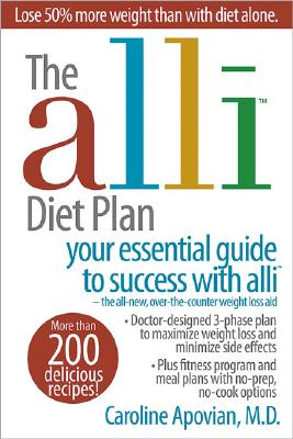 Image for THE ALLI DIET PLAN  your essential guide to success with alli