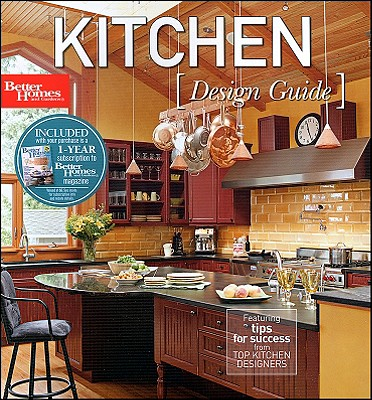 Image for Kitchen Design Guide (Better Homes & Gardens Decorating)