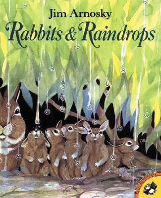 Rabbits & Raindrops, Jim Arnosky