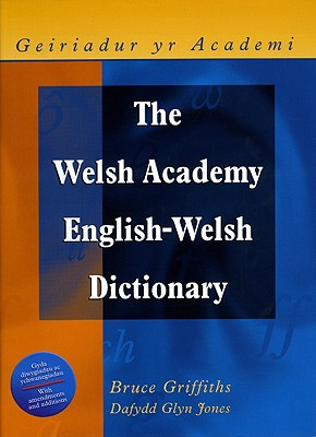 Image for The Welsh Academy English-Welsh Dictionary