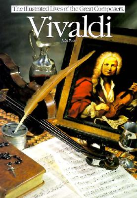Image for Vivaldi (Illustrated Lives of the Great Composers)