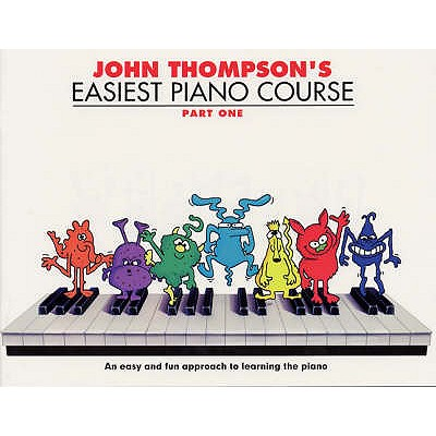 Image for Thompson's Easiest Piano Course (Part 1)