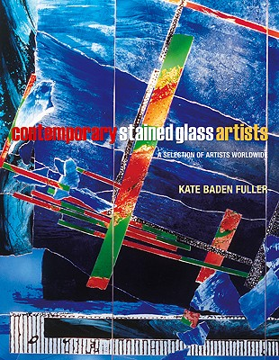 Contemporary Stained Glass Artists, Baden Fuller, Kate