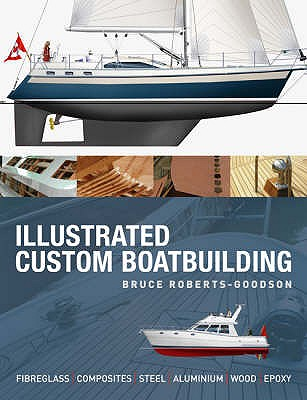 Image for Illustrated Custom Boatbuilding