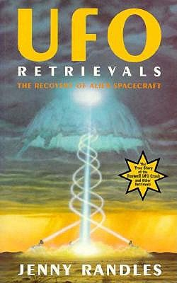 Image for Ufo Retrievals: The Recovery of Alien Spacecraft