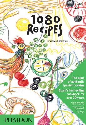 Image for 1080 Recipes
