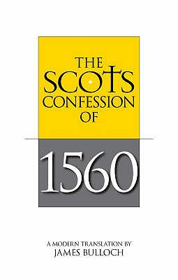 Image for Scots Confession of 1560