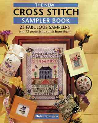 Image for The New Cross Stitch Sampler Book