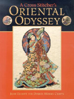 Image for A Cross Stitcher's Oriental Odyssey