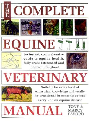 Image for The Complete Equine Veterinary Manual