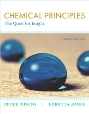 Image for Chemical Principles