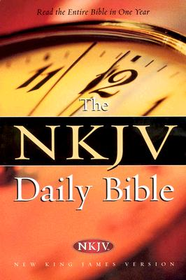 Image for The NKJV Daily Bible ( Read the Entire Bible in One Year)