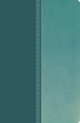 "Image for ""''UltraSlim Reference Bible (NKJV, 3003TSH, Thumb Indexed, Turquoise Shimmer Leathersoft)''"""