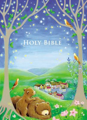 Image for Sparkly Bedtime Holy Bible: International Children's Bible