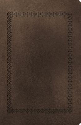 """Image for """"''NKJV, UltraSlim Bible (Imitation Leather, Brown)''"""""""
