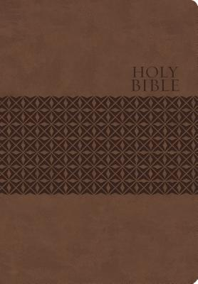 """Image for """"''KJV, Giant Print Reference - Classic Series (Thumb Indexed, Rustic Brown Leathersoft)''"""""""