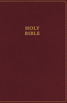"Image for ""''KJV Ultra Slim Classic Series Bible (Thumb Index, Burgundy Leathersoft)''"""