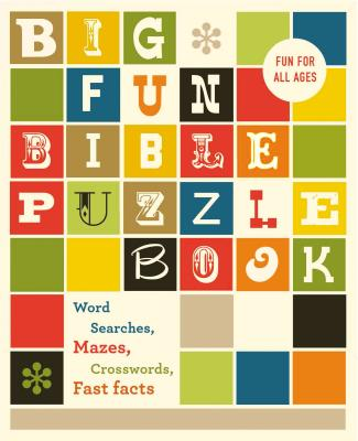 Image for Big Fun Bible Puzzle Book