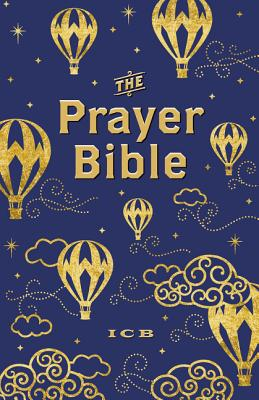 Image for ICB, Prayer Bible for Children, Navy/Gold, Hardcover