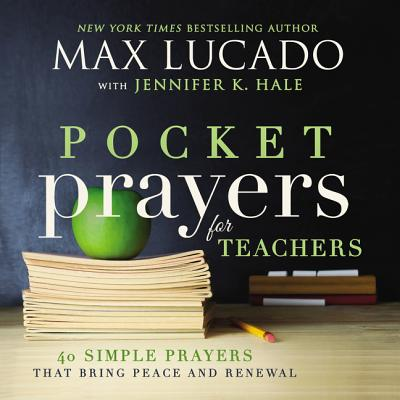 Image for Pocket Prayers for Teachers: 40 Simple Prayers That Bring Peace and Renewal
