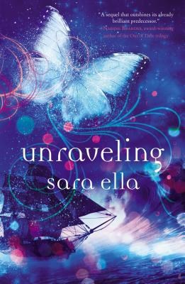 Image for Unraveling (The Unblemished Trilogy)