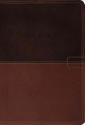 Image for NKJV  KNOW THE WORD STUDY BIBLE  LS BRN/CARML