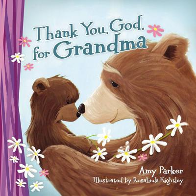 Image for Thank You God for Grandma