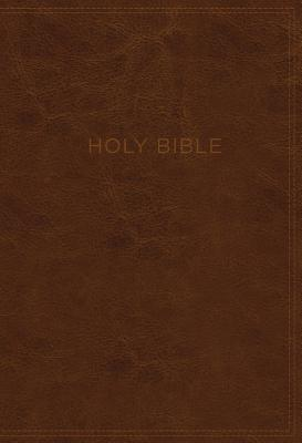 "Image for ""''KJV, Know the Word Study Bible (Brown Leathersoft)''"""