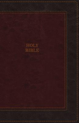 Image for KJV, Thinline Bible, Compact, Imitation Leather, Burgundy, Red Letter Edition