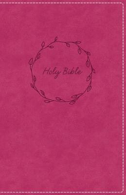 Image for KJV Deluxe Gift Bible (Pink Imitation Leather)