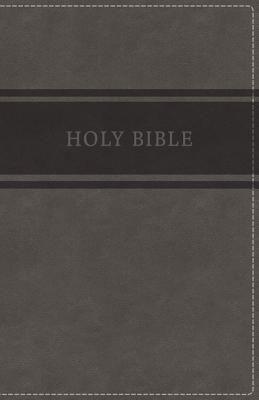 "Image for ""KJV, Deluxe Gift Bible (Imitation Leather, Gray)"""
