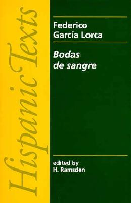 Image for Bodas de sangre (Hispanic Texts)