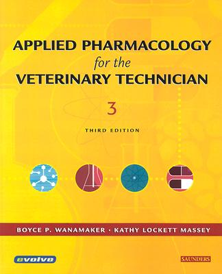 Image for Applied Pharmacology for the Veterinary Technician