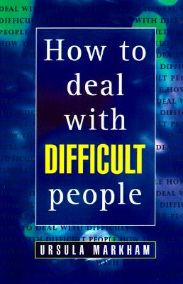 Image for How to Deal With Difficult People (Thorsons Business S)