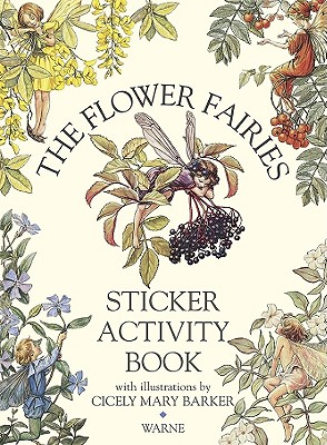 Image for The Flower Fairies Sticker Activity Book