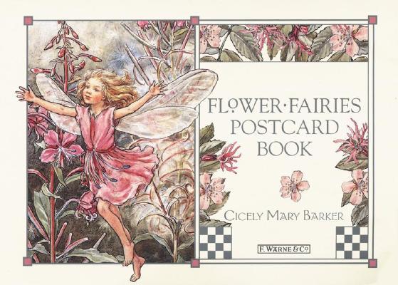 Flower-Fairies Postcard Book, Cicely Mary Barker