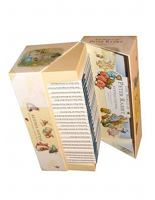 The World of Peter Rabbit (The Original Peter Rabbit, Books 1-23, Presentation Box), Potter, Beatrix