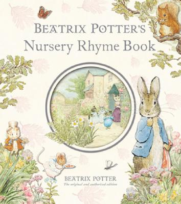 Image for Beatrix Potter's Nursery Rhyme Book R/I (Peter Rabbit)