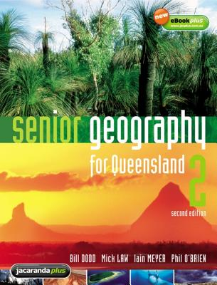 Image for Senior Geography for Queensland Book 2 and eBookPlus 2E