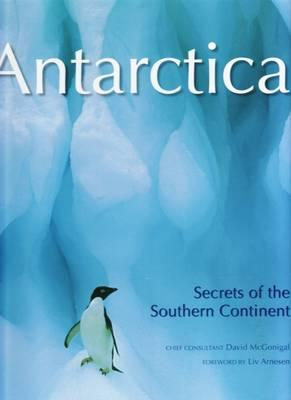 Image for Antarctica: Secrets of the Southern Continent